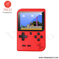 RS-6 A Retro Portable Mini Handheld Game Console Red