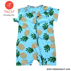 Toddler Baby Kids Girls Boys Clothes O neck Short Sleeve Romper Cotton Summer Newborn Jumpsuit one pieces SR424 006 / 6M