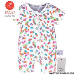 Toddler Baby Kids Girls Boys Clothes O neck Short Sleeve Romper Cotton Summer Newborn Jumpsuit one pieces SR424 014 / 6M