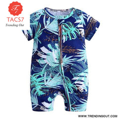 Toddler Baby Kids Girls Boys Clothes O neck Short Sleeve Romper Cotton Summer Newborn Jumpsuit one pieces SR424 019 / 6M