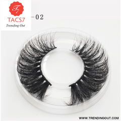 Visofree Eyelashes 3D Mink Lashes natural handmade volume soft lashes long eyelash extension real mink eyelash for makeup E01 E02