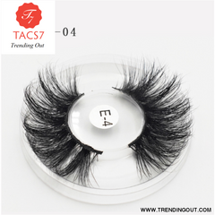 Visofree Eyelashes 3D Mink Lashes natural handmade volume soft lashes long eyelash extension real mink eyelash for makeup E01 E04