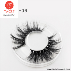 Visofree Eyelashes 3D Mink Lashes natural handmade volume soft lashes long eyelash extension real mink eyelash for makeup E01 E06