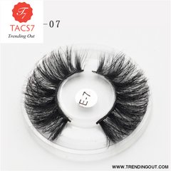 Visofree Eyelashes 3D Mink Lashes natural handmade volume soft lashes long eyelash extension real mink eyelash for makeup E01 E07