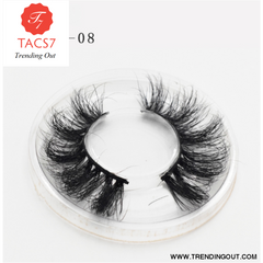 Visofree Eyelashes 3D Mink Lashes natural handmade volume soft lashes long eyelash extension real mink eyelash for makeup E01 E08
