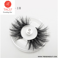 Visofree Eyelashes 3D Mink Lashes natural handmade volume soft lashes long eyelash extension real mink eyelash for makeup E01 E10