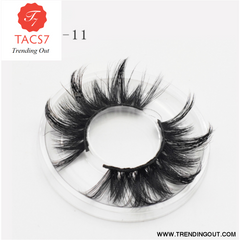 Visofree Eyelashes 3D Mink Lashes natural handmade volume soft lashes long eyelash extension real mink eyelash for makeup E01 E11