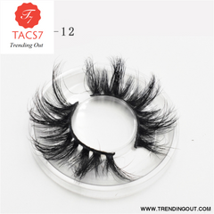 Visofree Eyelashes 3D Mink Lashes natural handmade volume soft lashes long eyelash extension real mink eyelash for makeup E01 E12