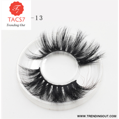Visofree Eyelashes 3D Mink Lashes natural handmade volume soft lashes long eyelash extension real mink eyelash for makeup E01 E13