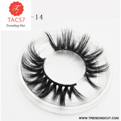 Visofree Eyelashes 3D Mink Lashes natural handmade volume soft lashes long eyelash extension real mink eyelash for makeup E01 E14