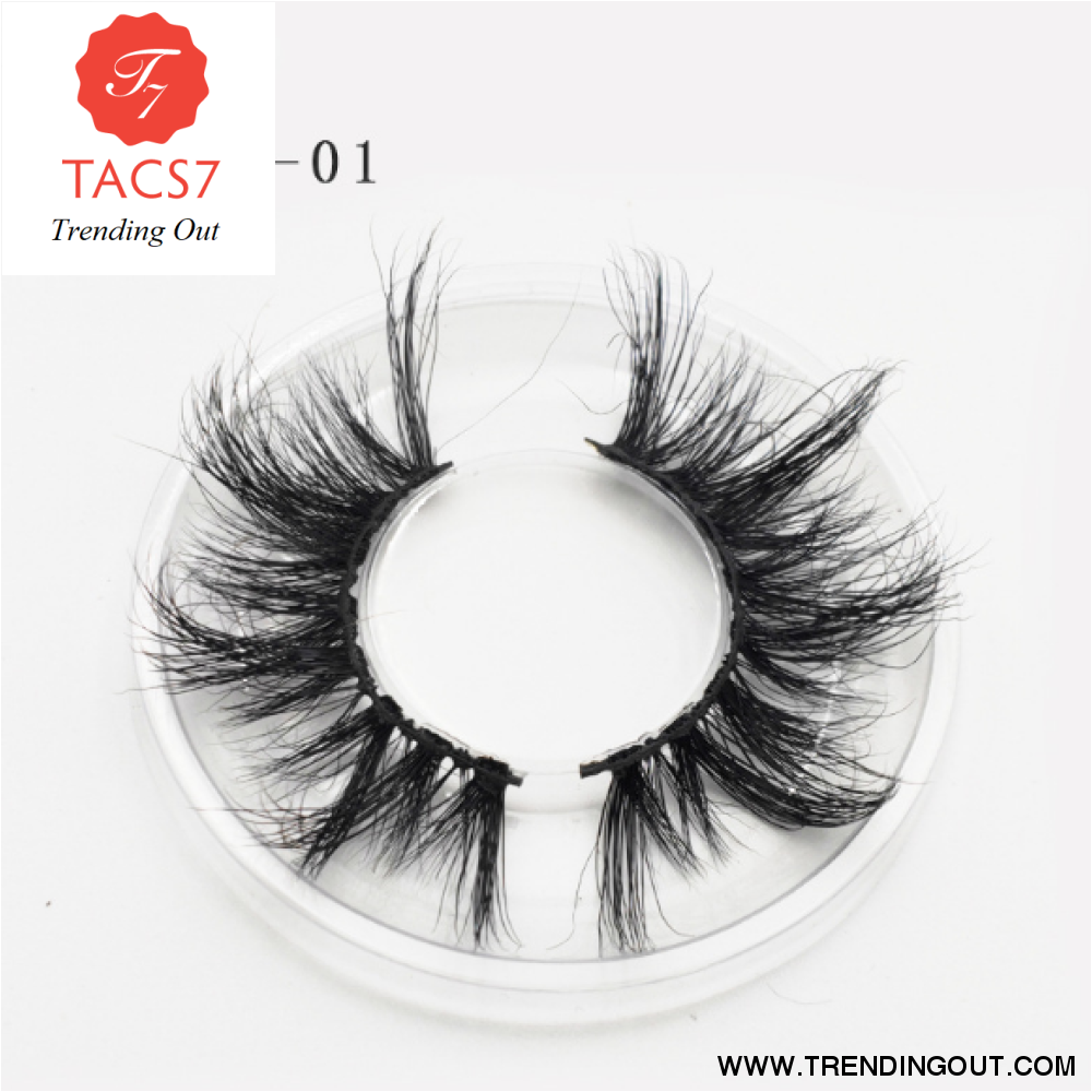 Visofree Eyelashes 3D Mink Lashes natural handmade volume soft lashes long eyelash extension real mink eyelash for makeup E01 E01