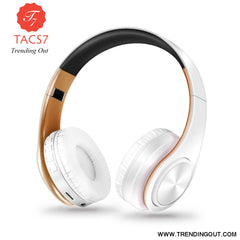 Wireless Bluetooth Headphones Foldable Stereo Headset Music Earphone