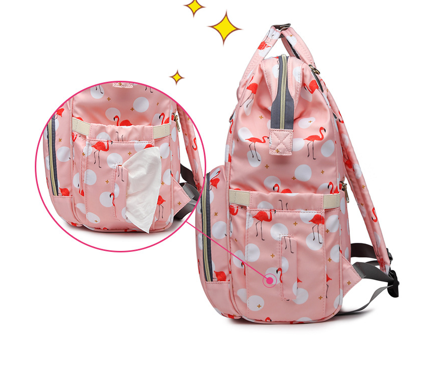 Baby Bags Large Diaper Bag Backpack Organizer Maternity Bags For Mother Handbag Baby Nappy Backpack