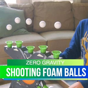 Floating Ball Shooting Game Air Hover Shot Floating Target Game