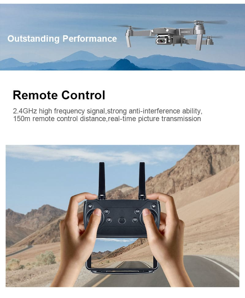 Drones video live Recording Quadcopter Height To maintain Drone Camera