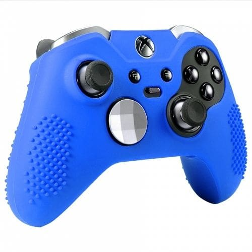 Soft Protective Silicone Rubber Skin Case Cover for Xbox One Elite Controller
