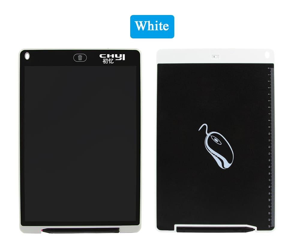 12 Inch LCD Writing Tablet Digital Electronics Portable Art Copy Drawing Board Paperless Handwriting Bulletin Pad For Office