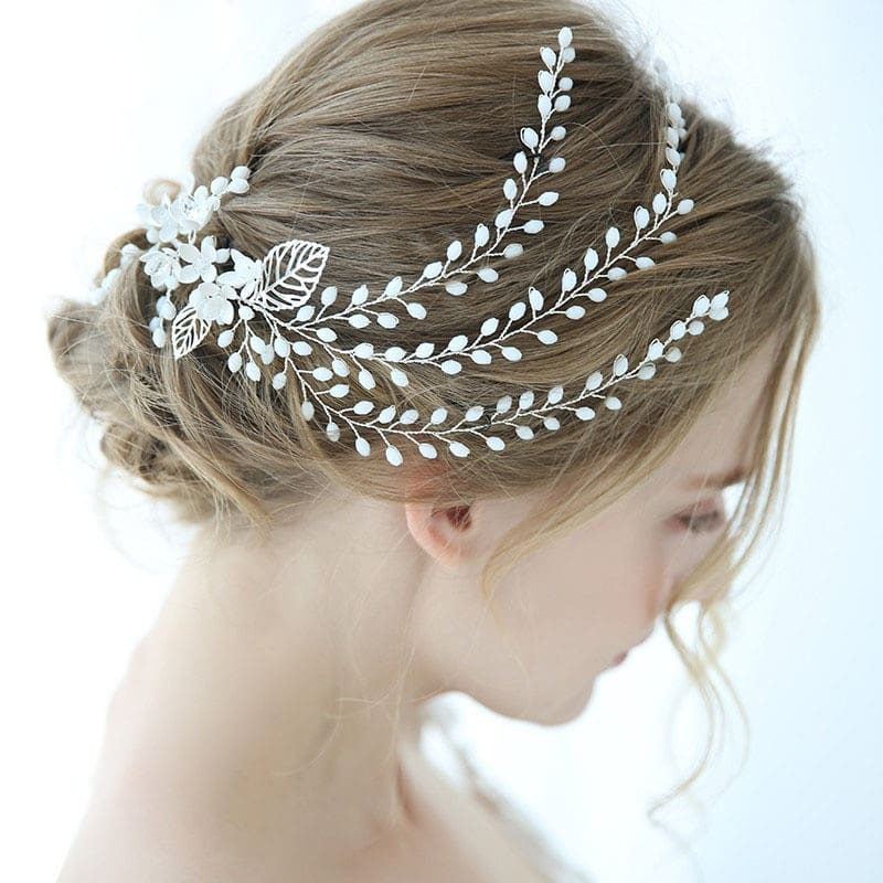 Crystal Beads Hairpins