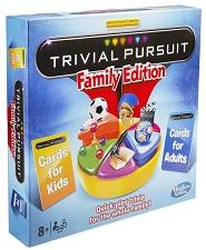 Board Game - Trivial Pursuit Family Edition