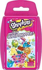 Card Games - Shopkins Top Trumps Card Game