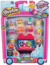 Dolls & Playsets - Shopkins 12 Pack - S8 Wave 3