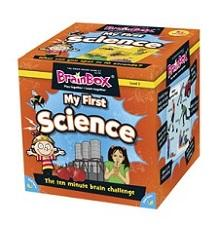 Educational Games - Brainbox My First Science