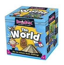 Educational Games - Brainbox The World