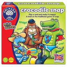 Educational Games - Crocodile Snap