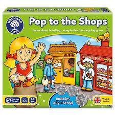 Educational Games - Pop To The Shops