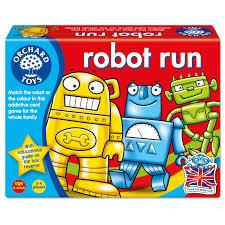 Educational Games - Robot Run