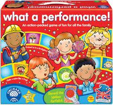 Educational Games - What A Performance