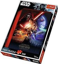 Jigsaw Puzzle - Trefl Star Wars Episode VII The Force Awakens Puzzle