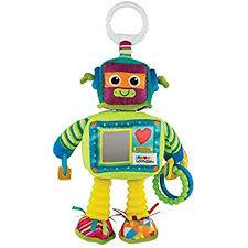 Preschool Toys - Lamaze Rusty The Robot