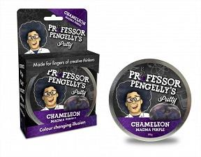 Putty - Professor Pengelly's Putty Chameleon Magma Purple