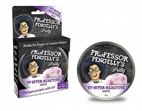 Putty - Professor Pengelly's Putty UV Hyper Reactive White