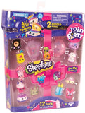 Dolls & Playsets - Shopkins Join The Party 12 Pack S7