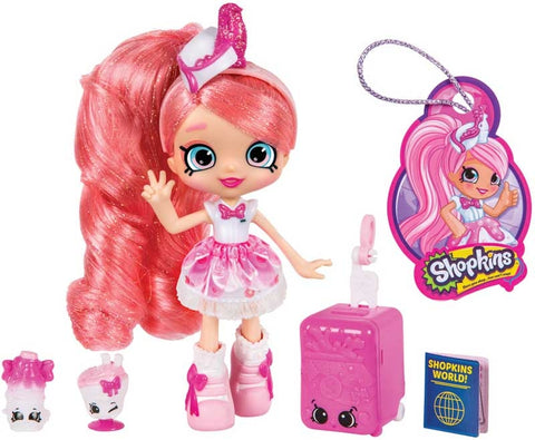 Dolls & Playsets - Shopkins Shoppies Themed Dolls - S8 Wave 3