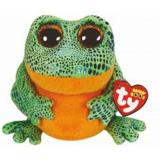 Soft Toys - TY Beanie Boo Speckles Frog