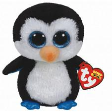 Soft Toys - TY Beanie Boo Waddles Penguin