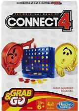Travel Games - Connect 4 Grab And Go