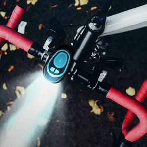 FITNESS EQUIPMENT : 3 LED Waterproof Bicycle Lamp Cycling Light: Increase