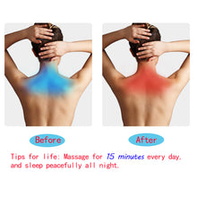 Load image into Gallery viewer, NEW! 2020 Shiatsu Cervical Back and Neck Massager Shawl Massage