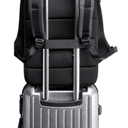 "Trendy 15.6"" & 17.3"" Water Resistant USB Charging Backpack"