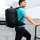 Travel Backpack (Waterproof, Large Capacity, Shoe Bag)