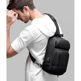 The Voyager Shoulder Bag