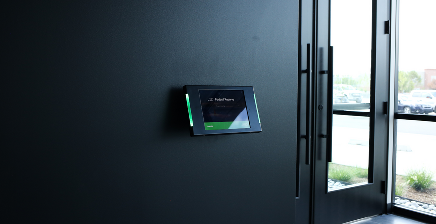 Access Control with PowerBx ICON LED