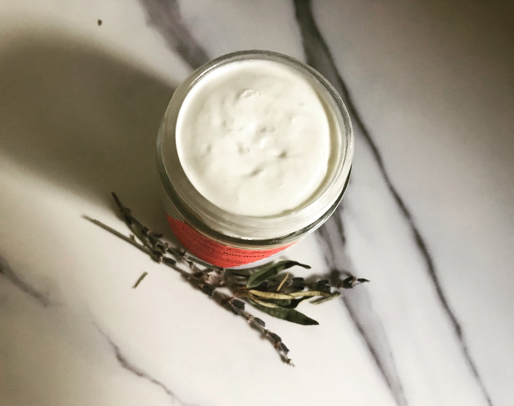 Lavender+ Rosemary Body Butter