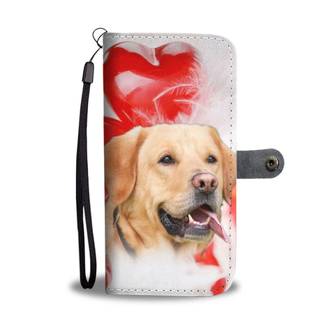 Labrador Retriever Wallet Case- Free Shipping