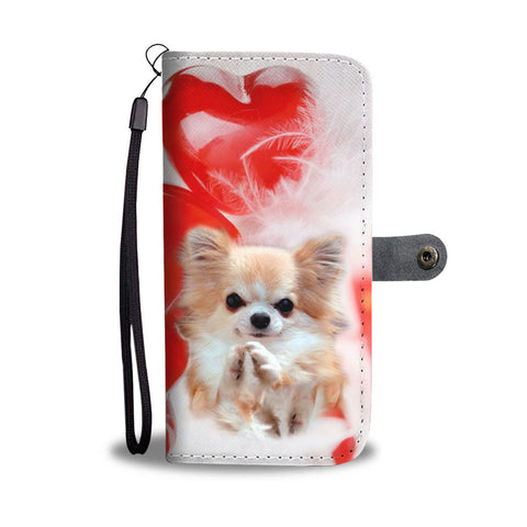 Chihuahua Wallet Case- Free Shipping
