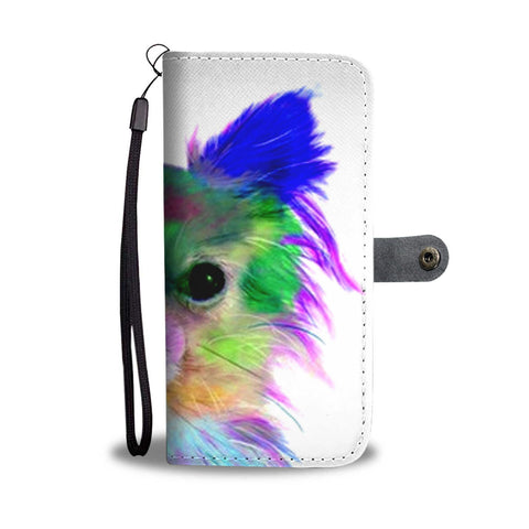 Chihuahua Dog Art Print Wallet Case-Free Shipping